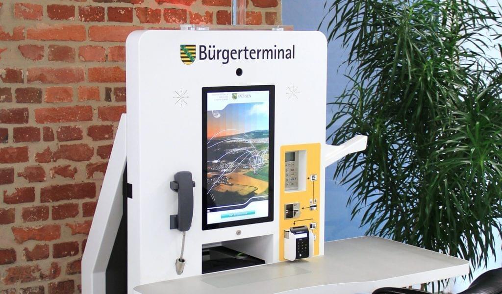 Bürgerterminal Sachsen