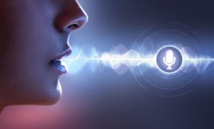 face with voice recognition