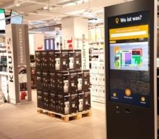 GLOBUS- Self-Service Store