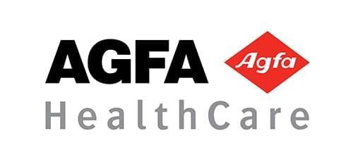 Unternehmenslogo AGFA Healthcare