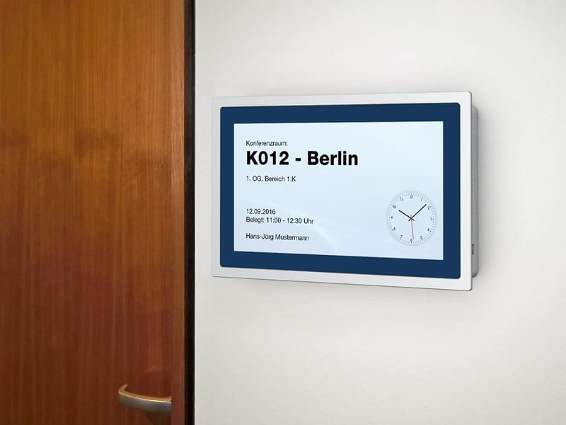 digital door signage