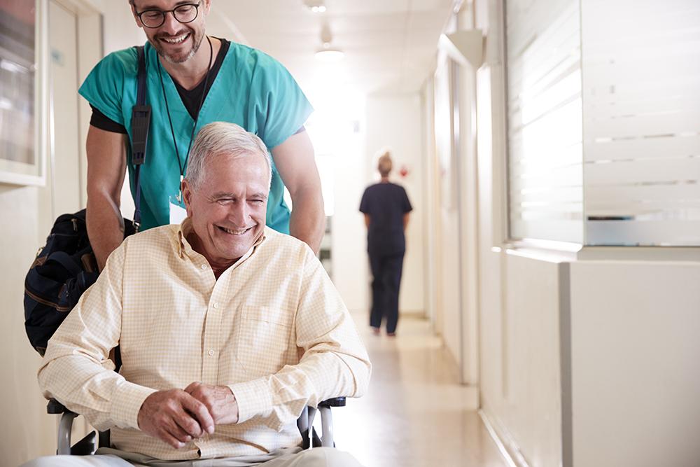 Mehr Zeit für den Patienten