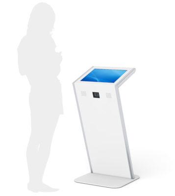 ERU - Digitales Infopult von eKiosk